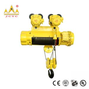 China Explosion Proof Electric Wire Rope Construction Hoist Height 6 - 30 m on sale