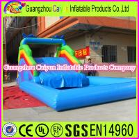 Inflatable Swimming Pool Hot Sale Water Inflatable Slide