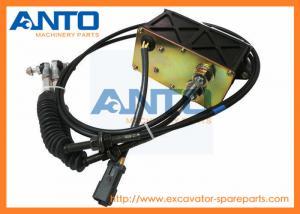 China 高性能の幼虫の掘削機は119-0633 247-5231スロットルのモーター組立部品を分けます on sale