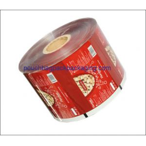 China PET AL PE film roll aluminum laminated plastic roll for auto packaging on sale