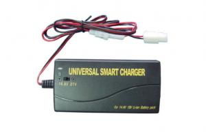 China Switching 1.5A LiFePO4 Battery Charger For Electric Motor Car on sale