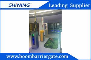 China 3-6m Boom Barrier Gate / Parking Lot Swing GatesWith IC Card Read System on sale
