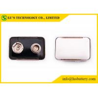China Professional 9V 1200mAh Battery Square Shaped lithium Battery 1200mah 9v battery on sale