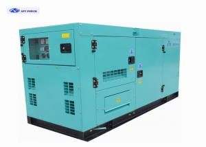 China Super Silent 10kW Standby Micro Diesel Generator 1800 RPM with Soundproof Canopy on sale