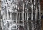 2.5mm High Tensile Strength Woven Field Fence Galvanized Steel Hinge Knot For Farmland Sheep