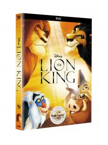 China 2018 newEST The Lion King 2017 cartoon dvd movie disney The Lion King 2017 children dvd box set Tv show with slipcover on sale