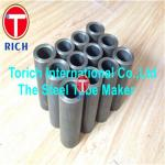 Bs6323-6 Dom Welded Steel Tube Seamless Machining 35mm Wall Thickness