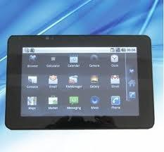 China 7 inch tablet Android2.2,Capactive screen,2G/3G phone function(dual sim both standby),dual on sale