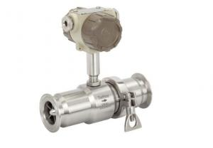 China Sanitary Turbine Flow Meter on sale
