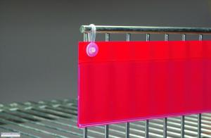 China Plastic Label Holder on sale