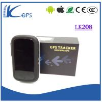 China LKGPS LK208 car tracker wireless gprs for vehicle car motorcycle e-bike with IOS and andro on sale