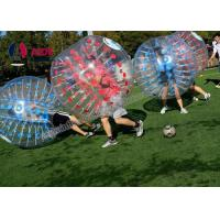 Water Park Inflatable Zorb Walk Ball , Inflatable Walk On Water Ball 2m Pvc 0.8mm