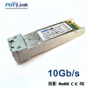 China 10G SFP Transceiver, sfp+, xfp, xenpak, x2. fiber optic link, pof transceiver, 10g sfp cable on sale