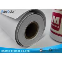 Wide Format Paper Rolls Inkjet Premium Matte Coated Paper Water Resistance