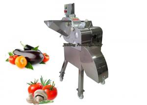 China SUS 304 Vegetable Processing Machine Pepper Carrot Garlic Tomato Chili Ginger on sale