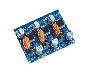 China HAL Lead Free RoHS Assembly , Digital Equipment Board Assembly with Blue Mask on sale