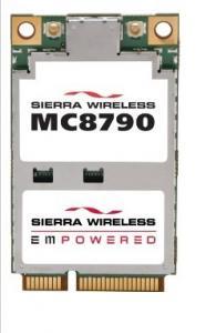 China MC8790 PCI-E 3G/HSPA Module,for Laptop on sale