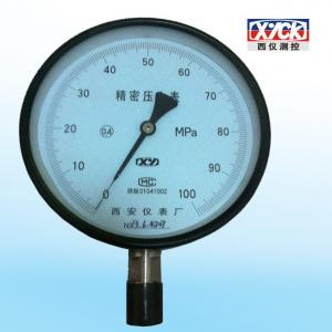 China High precision pressure gauge YB - 150 (100 mpa) on sale