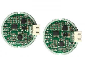 China Big Distance Microwave High Bay Motion Sensor Highbay / UFO Round Module DC 12V/24V on sale