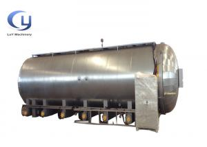 China Customized Rubber Curing Autoclave Chemical Industrial Wood Preservation Tank on sale