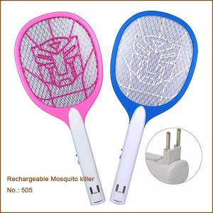 China Highly Effective Powerful Electric Fly Racket Mosquito Racket on sale