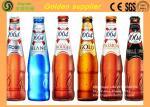 220V / 380V Glass Bottle Making Machine For Beverage / Energy Drink