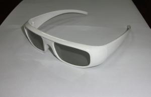 China Vidrios pasivos 3D de la capa del rasguño anti duro del marco para el uso del cine on sale