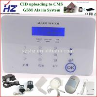 Smart water sonsor available personal home burglar alarm system