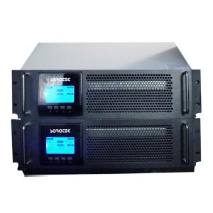 Quality 1 - Le support en ligne de 10 KVAs montent l'alimentation d'énergie sans coupure d'UPS avec la protection de by-pass for sale