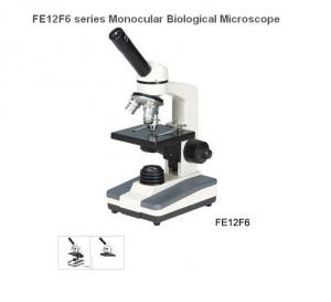 China FE12F6 series Monocular Biological Microscope on sale