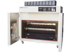 China 304 Stainless Steel Adhesion Testing Machine / High Temperature Oven on sale