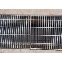Hot Dip Galvanized Grating Trench Cover For Industry Corridor Channel