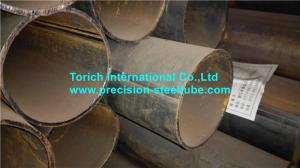 China BS6323-7 SAW4,SAW5 Seamless Longitudinal Submerged Arc Welded Pipes on sale