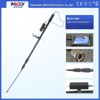 DC 12V HD 5 inch LCD Screen Under Vehicle Inspection Camera Waterproof