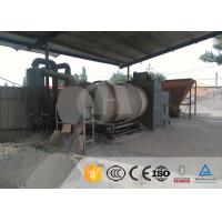 Iron Ore Rotary Drying Equipment Convenient Operation High Adaptability