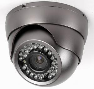 China HD Dome IR Color Security CMOS CCTV Camera Security System, indoor surveillance cameras on sale