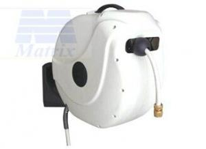 NW Series Hose Reel, Auto Reel Reel Hose Retractable,white, Garden Tools