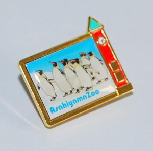 China Customer size stainless steel offset printing Lapel Pin Badge  on sale