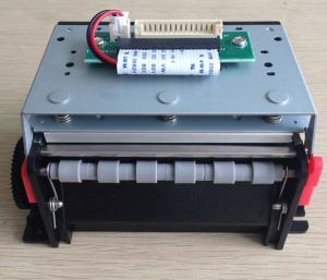 China 24V recibo de 80 milímetros/mecanismo termales de la impresora de la etiqueta, 220mm/s de alta velocidad on sale