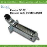 El elevador parte la puerta de oscilación del elevador del muelle de puerta DC-001 de /elevator, fuente del fabricante de China del muelle de puerta del elevador