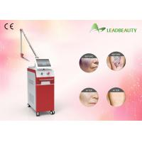 1064nm / 532nm Q Switch Laser Tattoo Removal Machine Water Cooling System