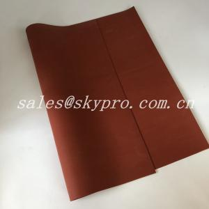 China High Temperature Silicone Sponge Sbr Rubber Sheet Foam 3mm Thickness on sale