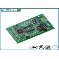China Wells Industrial PCB FR-4 Base Material With ENIG Surface Treatment on sale