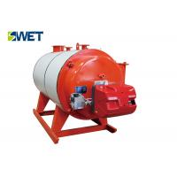China Water Pipe Type Hot Water Boiler Large Furnace Volume High Thermal Resistance on sale