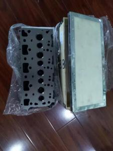 China Isuzu 4LE1 Diesel Engine Cylinder Head OEM 8 - 97195251 - 6 cylinder head diesel engine car cylinder head on sale