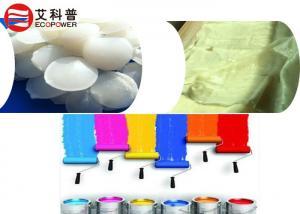 China Anti - corrosion Paints Chlorosulfonated Polyethylene CSPE 30 CSM Rubber Non - toxic Light Yellow Color on sale