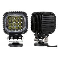 China 4x4 Square Cree Led Driving Lights , IP67 48w Epistar Jeep Driving Lights on sale