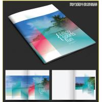 China chinese manufacturer custom A4 art paper full color  printing catalogue on sale