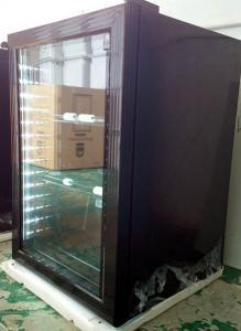 Superior ... Quality Glass Door No Noise Hotel Mini Bar Fridge Counter Top Hotel Mini  Bar Refrigerato For ...