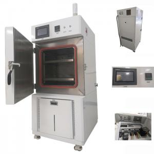 China Easy Operation Vacuum Drying Chamber RT+20 °C To +250 °C 72-1000 Liters on sale
